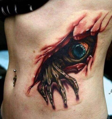 Best 3d Tattoo designs