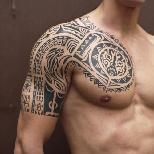 111 Latest Chest Tattoos Design For Women Men Trending Tattoo