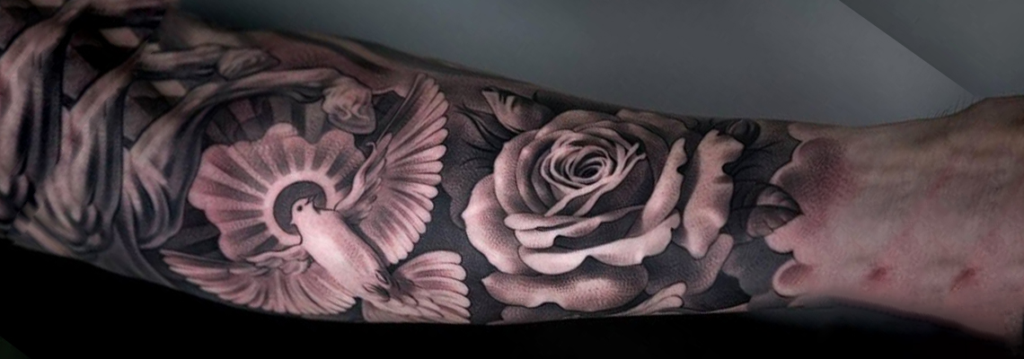 110 Inner Outer Forearm Tattoos For Men Women
