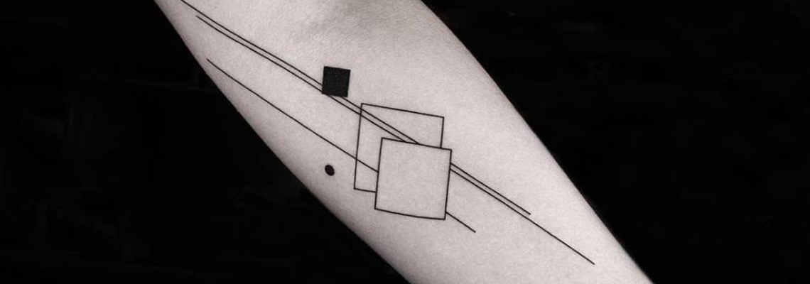 250+ Fabulous Geometric Tattoos designs