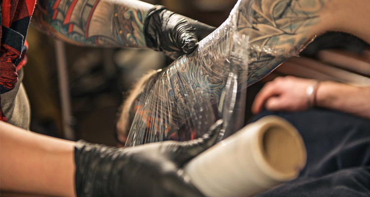 How to Care for a New Tattoo? Follow our aftercare Tattoo Tips