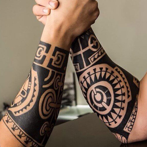 110 Classic Tribal Tattoos Tattoo On Sleeve Armband