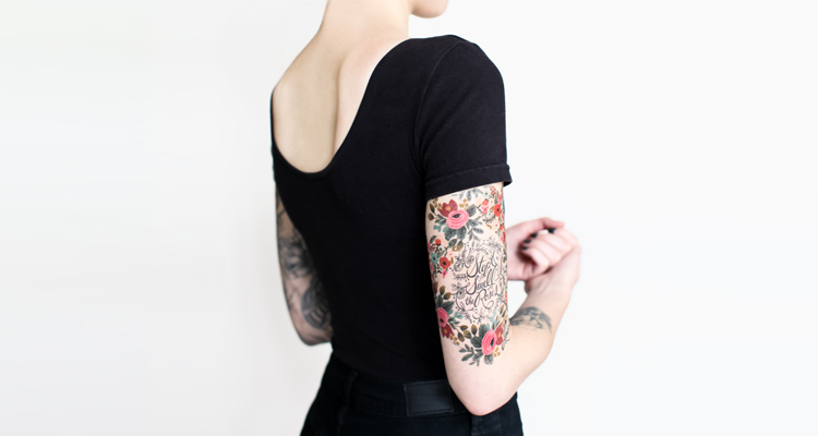 Where to get a tattoo on your Body Tattoo Placement areas