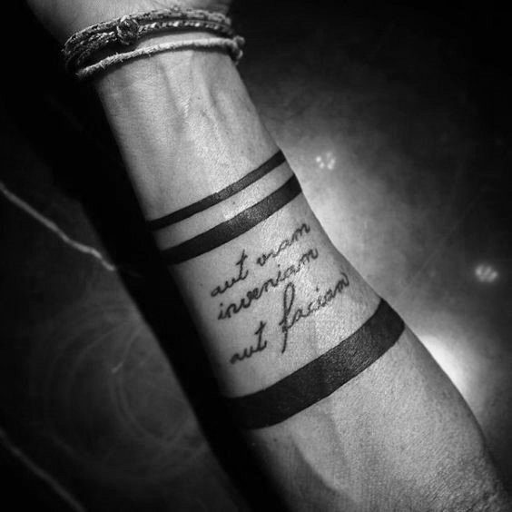 115+ Best Quote Tattoos - Quote About Life | Trending Tattoo