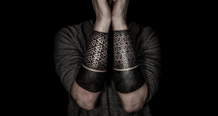 Black work Tattoos Origins & Styles