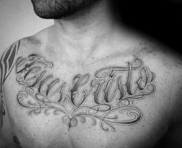 Classy Calligraphy Tattoo Designs Font Tattoos Trending