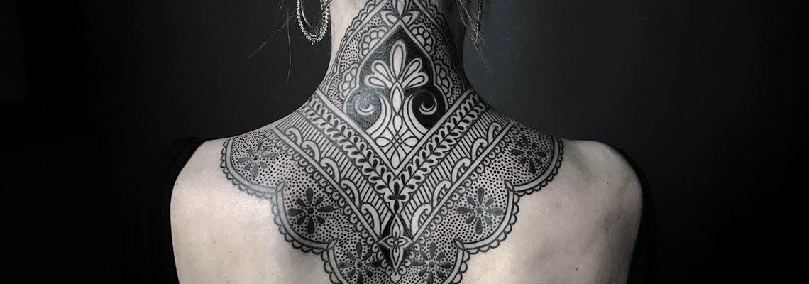 Ornamental tattoo Page