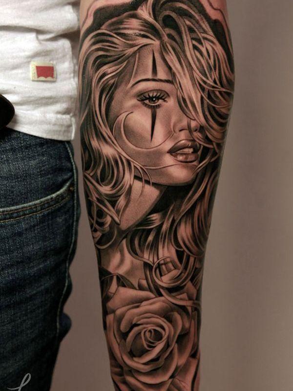 110 Inner Outer Forearm Tattoos For Men Women