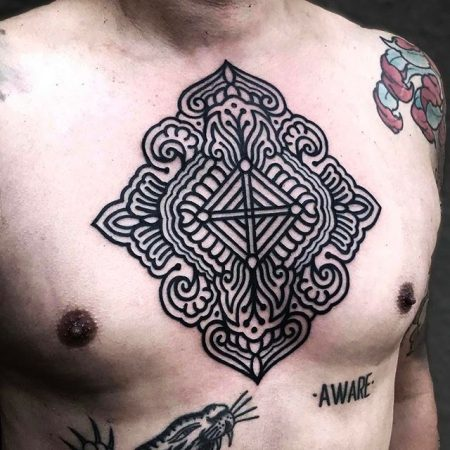 111 Latest Chest Tattoos Design For Women Men Trending Tattoo