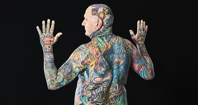 World Records on tattoos