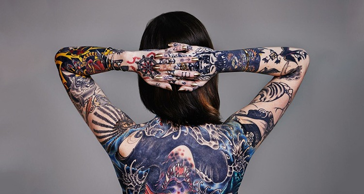Amazing Facts Of Tattoos World