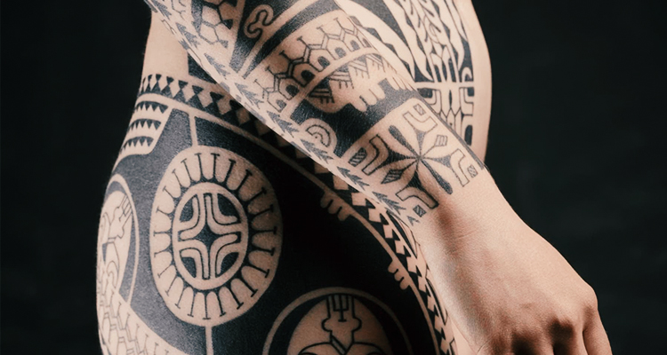 Neo-Traditional Tribal tattoo- History and Influences