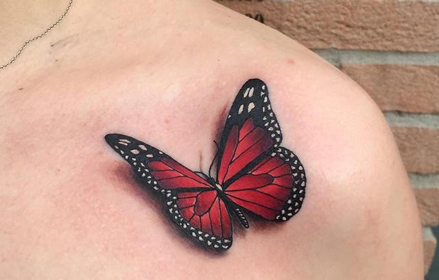 10f5553ac Ideas for Butterfly Tattoo - Tattoo Ideas 2019 | Trending Tattoo