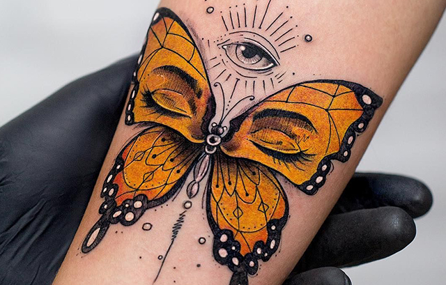 Best Butterfly tattoo designs