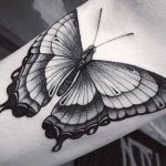 Ideas for Butterfly Tattoo
