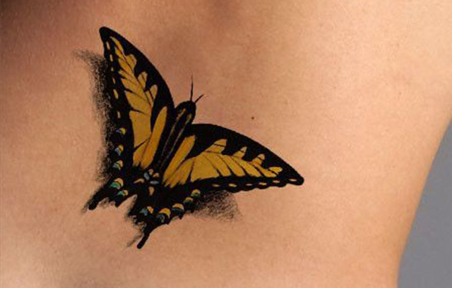f2e43df898ece Ideas for Butterfly Tattoo - Tattoo Ideas 2019 | Trending Tattoo
