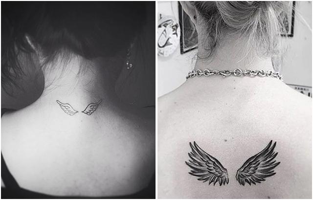 55 Amazing Tiny White/Black Tattoo Designs