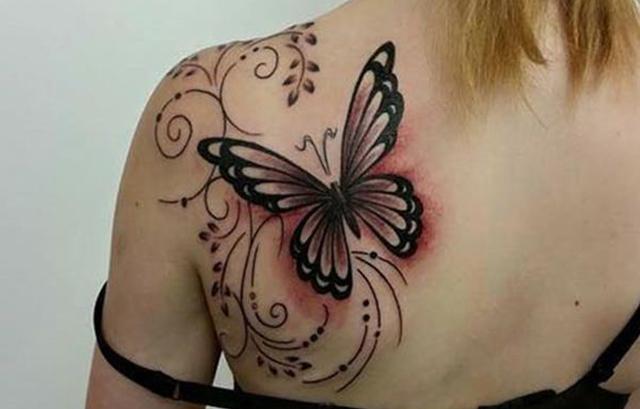Best Girl Shoulder tattoo ideas