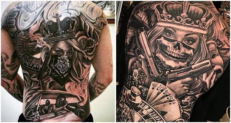 Chicano Tattoos 1