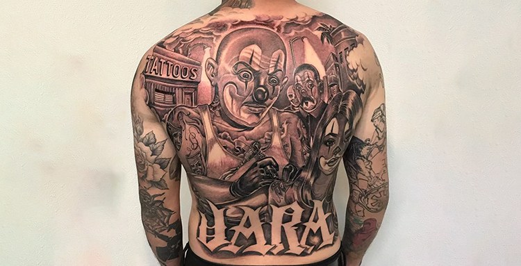 Chicano Tattoos 2
