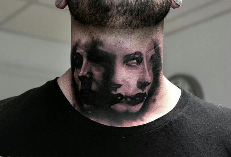 Portrait tat