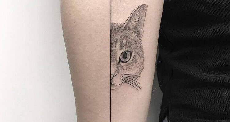tattoo-with-your-cat-face