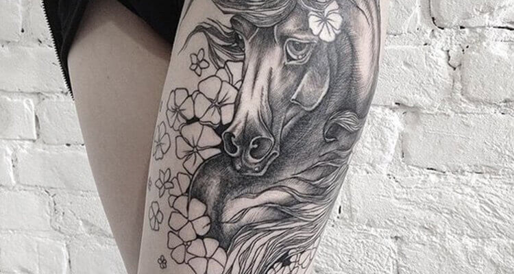 tattoo-with-your-favorite-horse