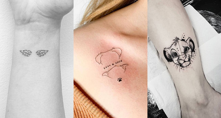 25 perfect miniature tattoos
