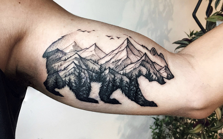Bicep Tattoo ideas