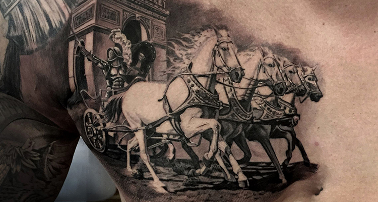 Tattoo ideas for Horse Lovers | Horse Tattoo with Meanings