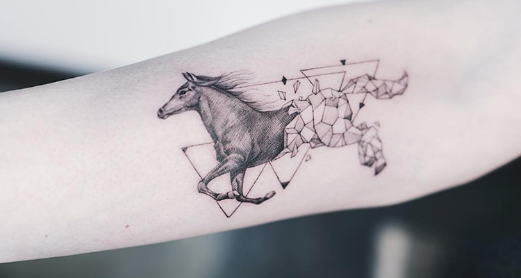 Horse tattoo ideas