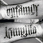 Ultimate Ambigram Tattoo