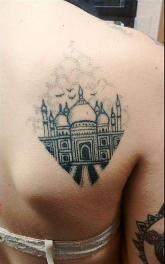 islamic tattoo