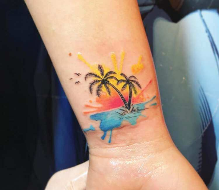 Palm Tattoo
