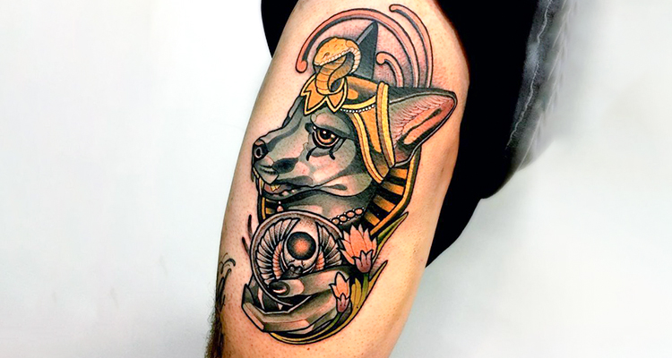Egyptian tattoo1