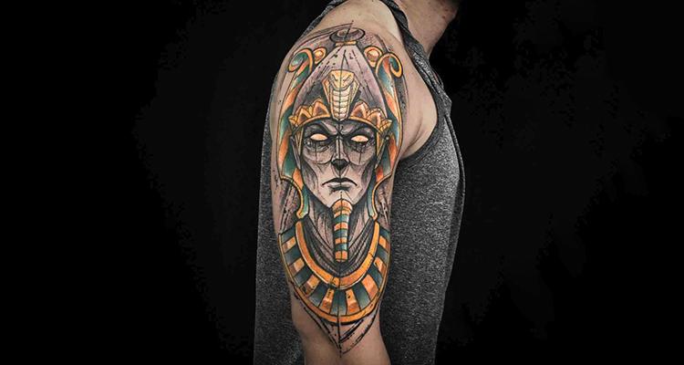 Egyptian tattoo5