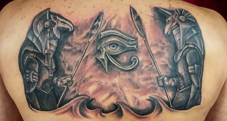 Egyptian tattoo7