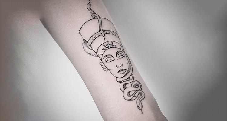 Egyptian tattoo8