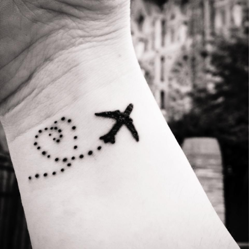 80 Travel Tattoo Designs And Stamp Tattoo From Around The World