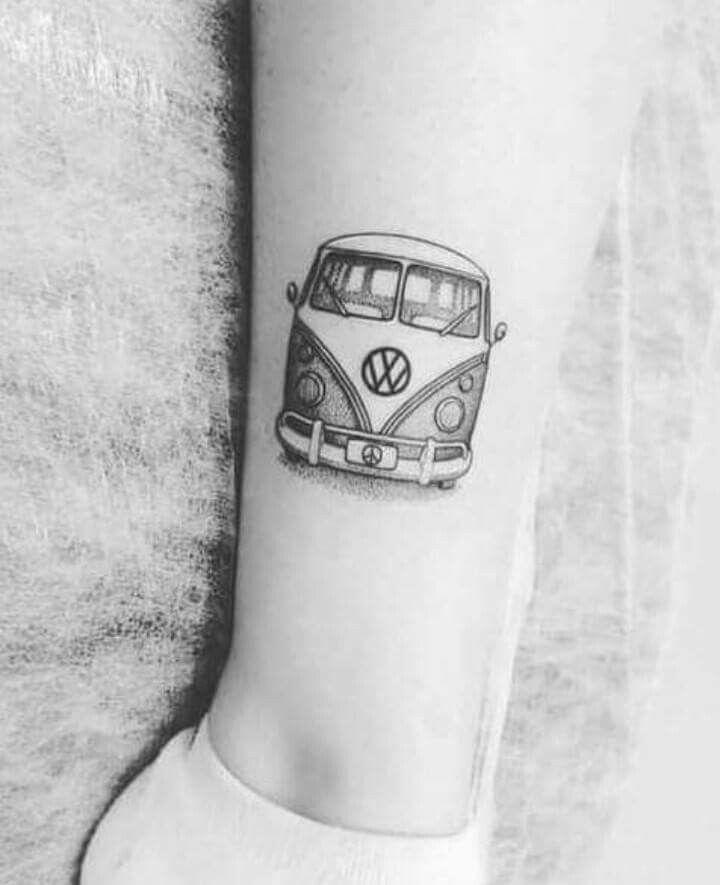 Mini Bus tattoo image