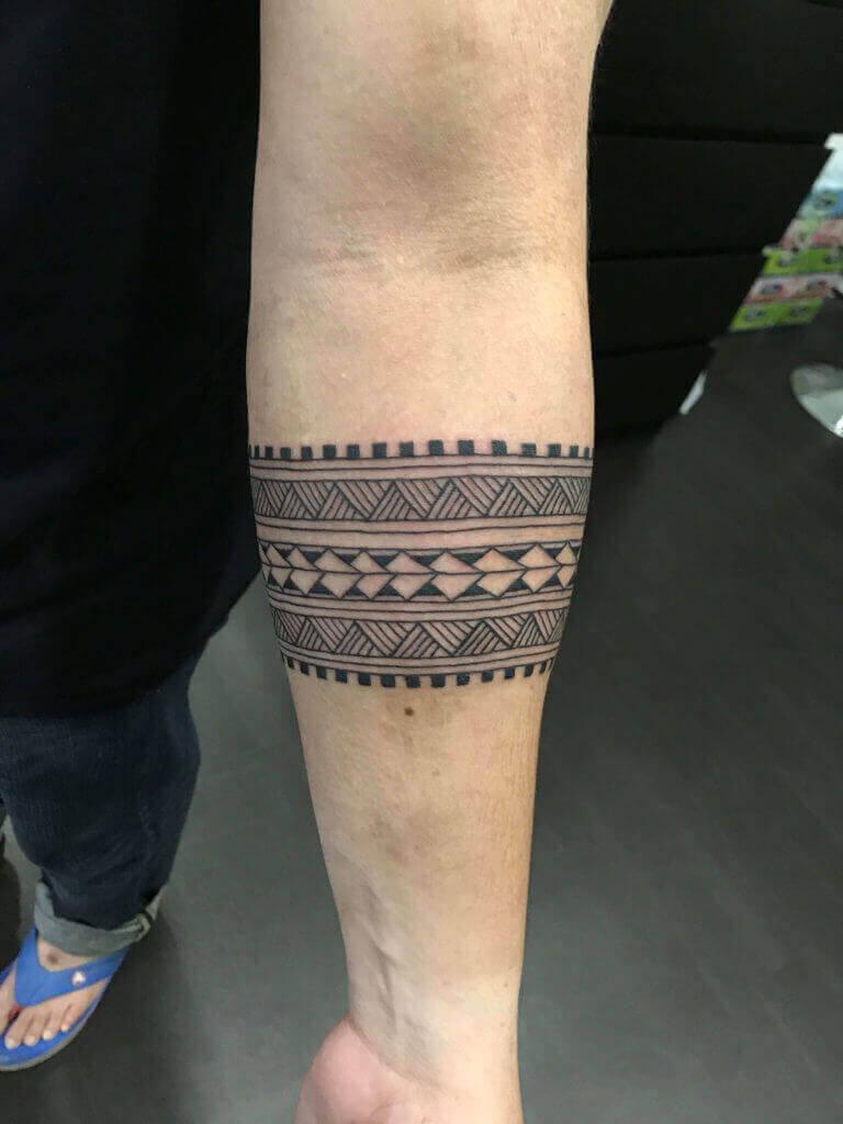 Polynesian Armband Tatto Ideas