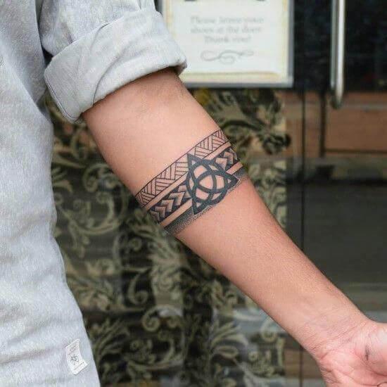 arm band tattoo 2020