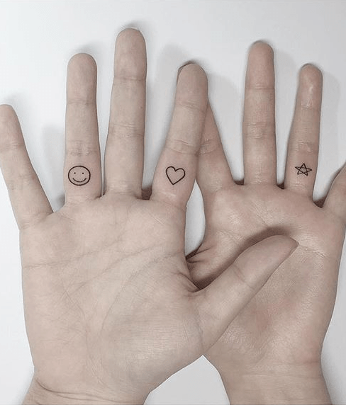 Smiley Tattoos