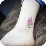 Ankle Tattoo for Girls icon