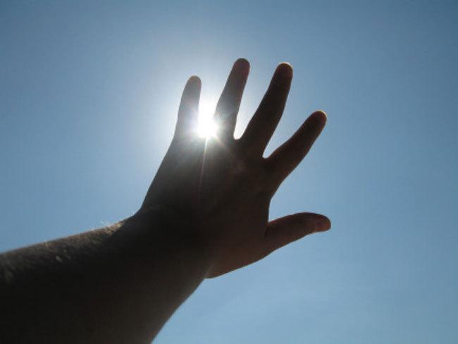 Avoiding Direct sunlight