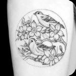 Bird Tattoo icon
