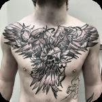 Chest Tattoo icon