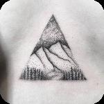 Dotwork Stippling Tattoo icon
