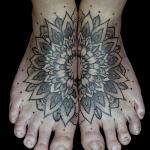 Foot Tattoo icon