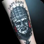 Horror Tattoo icon